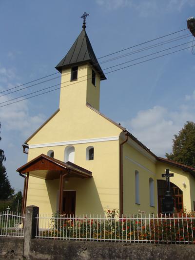 Kaplnka Nanebovzatia Panny Márie